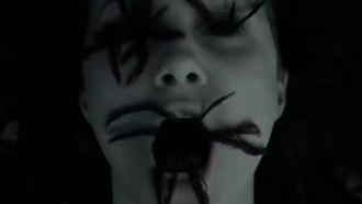 Horrorfilm trailer slenderman