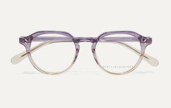 halfronde bril