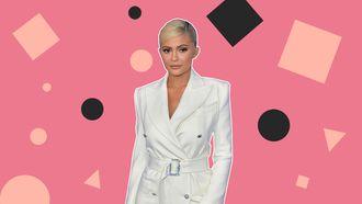 Kylie Jenner kort kapsel