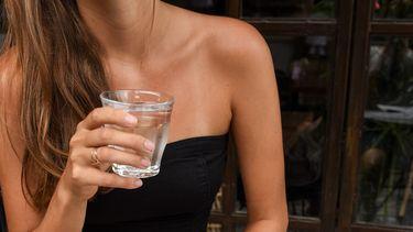 glas water drinken ochtend