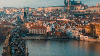 Europa steden bezoeken