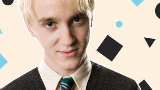 Draco Malfidus Harry Potter Tom Felton