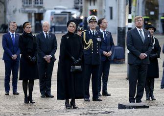 koningin máxima dodenherdenking kledingkeuze