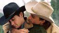 heath ledger en jake gyllenhaal in brokeback mountain, heath ledger-films
